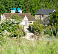 View of Shipton Mill